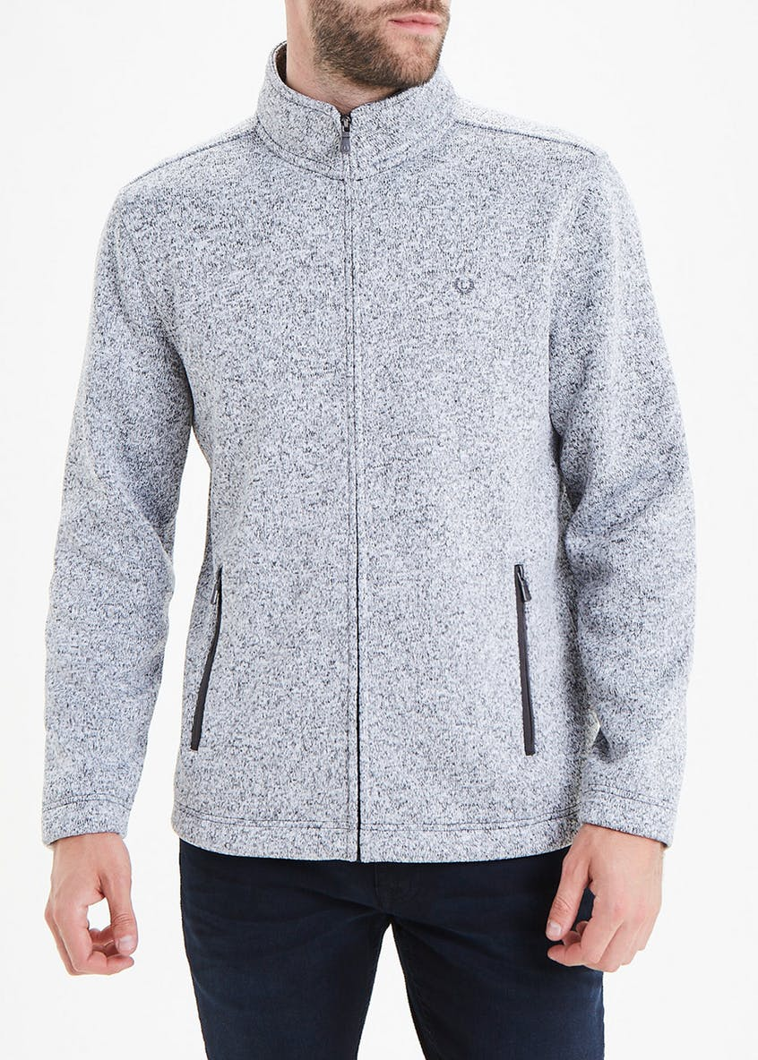 Lincoln Knitted Fleece