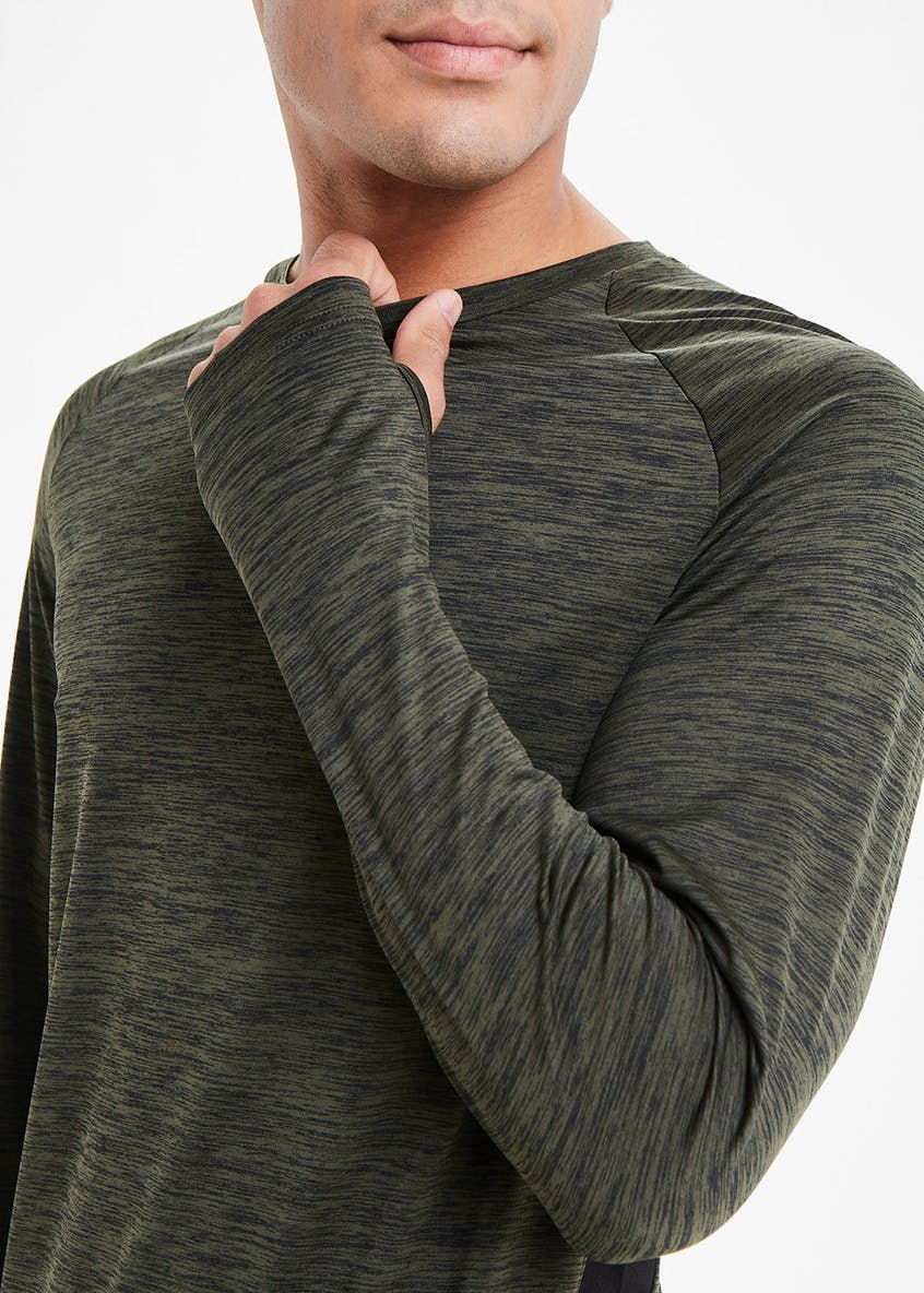 Souluxe Long Sleeve Gym T-Shirt