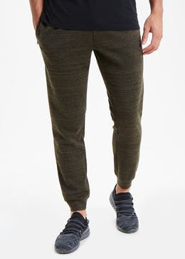 Souluxe Panelled Sports Jogging Bottoms