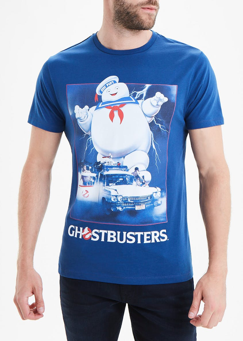 Ghostbusters Printed T-Shirt
