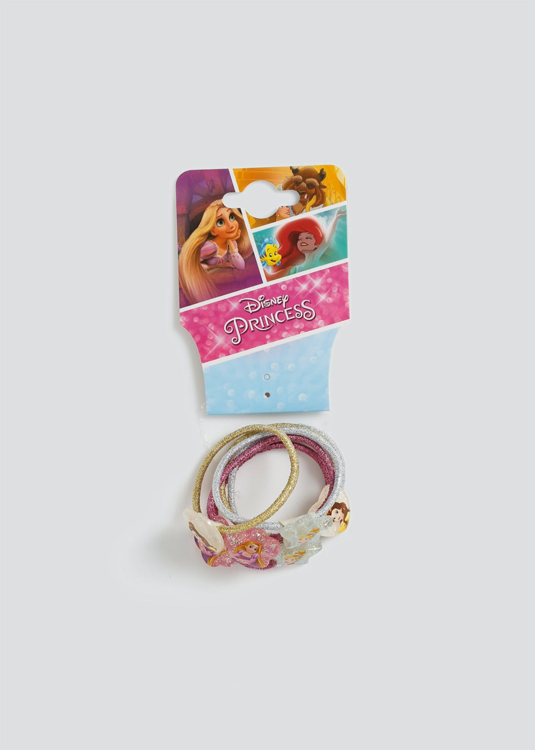 Girls Disney Princess Hair Bands Pack
