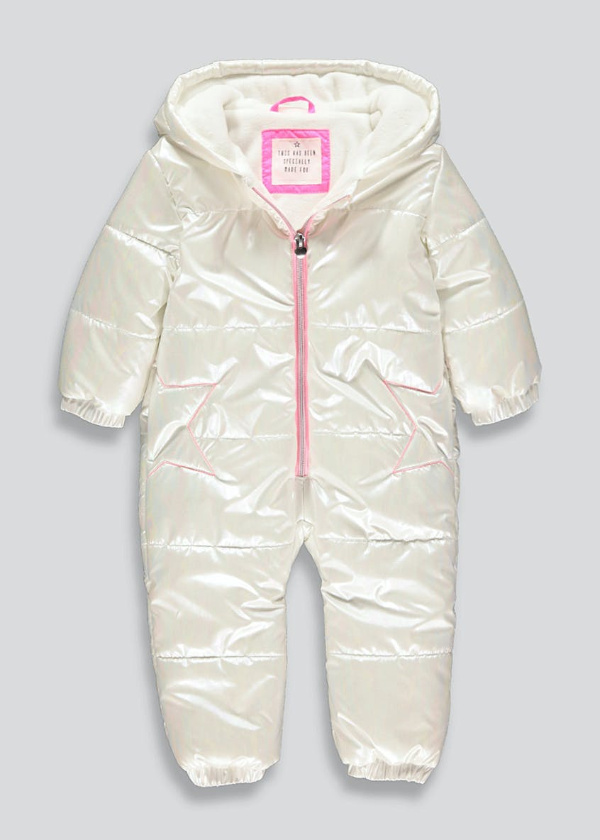 Girls Unicorn Snowsuit (9mths-6yrs)