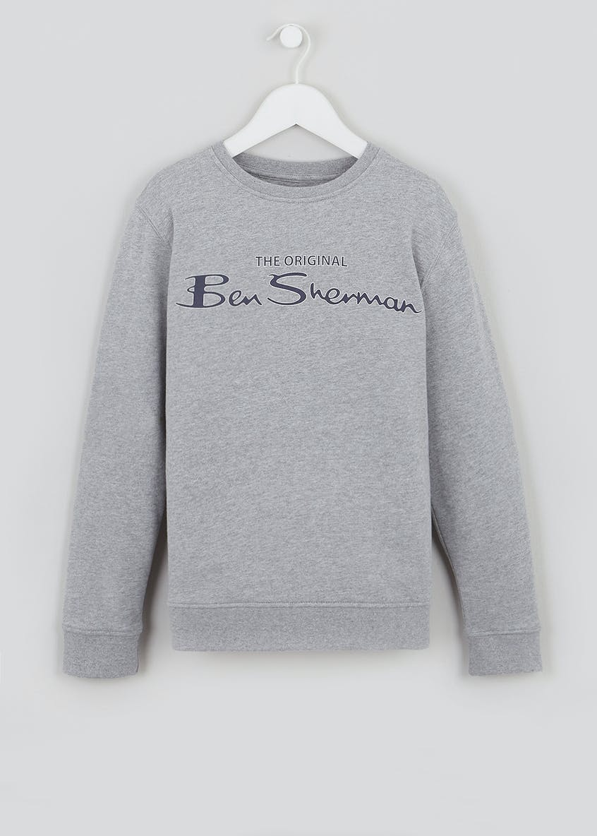Boys Ben Sherman Sweatshirt (3-13yrs)