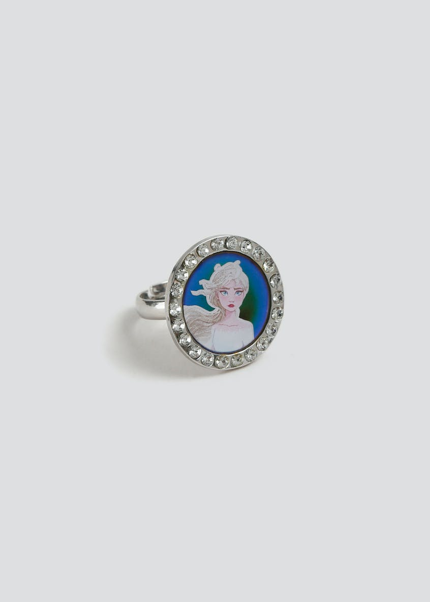 Girls Disney Frozen 2 Elsa Mood Changing Ring
