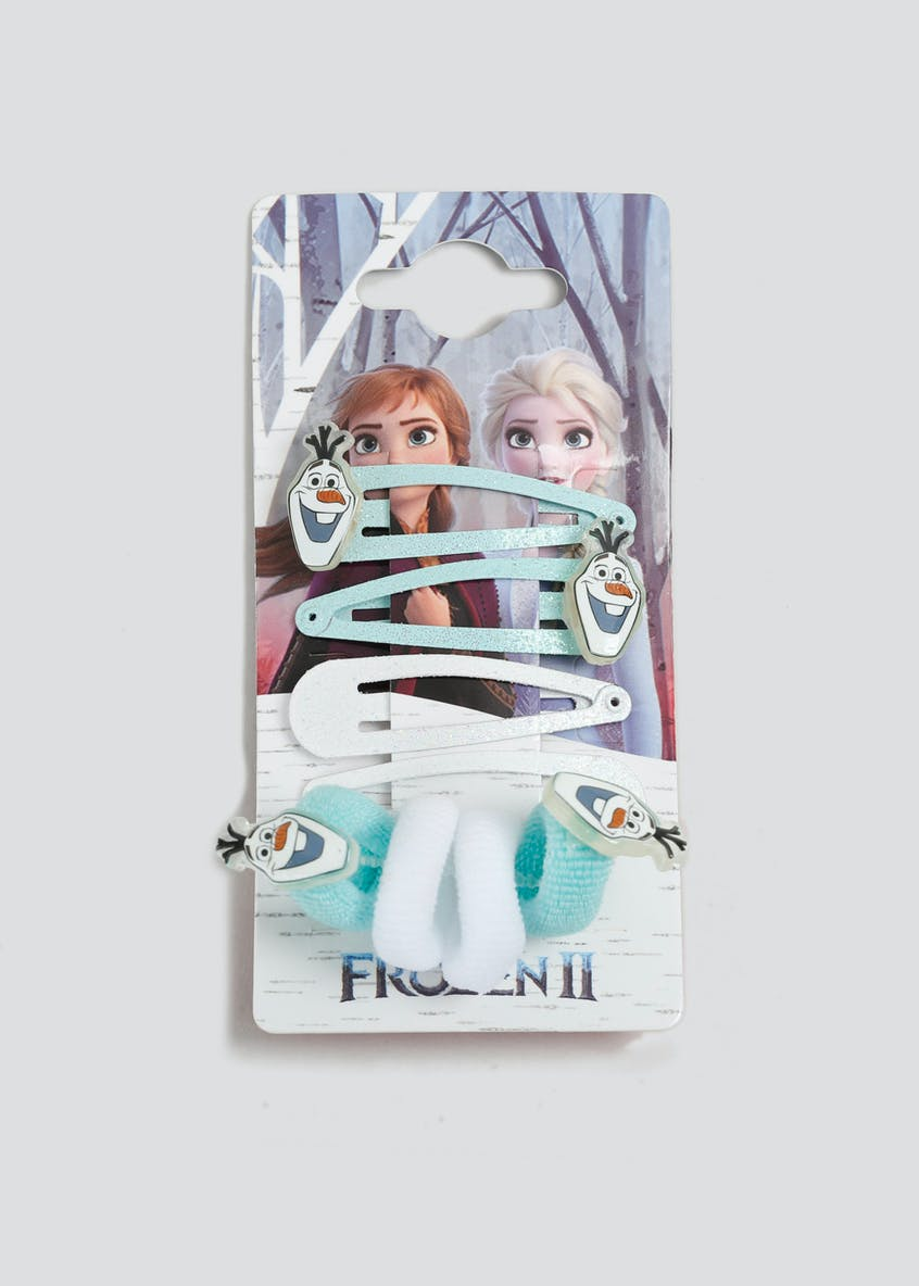 Girls Disney Frozen 2 Olaf Hair Accessory Set