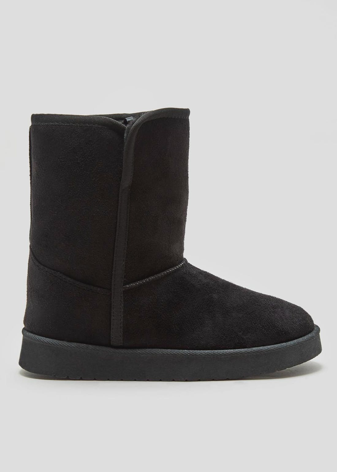 Black Snugg Boots