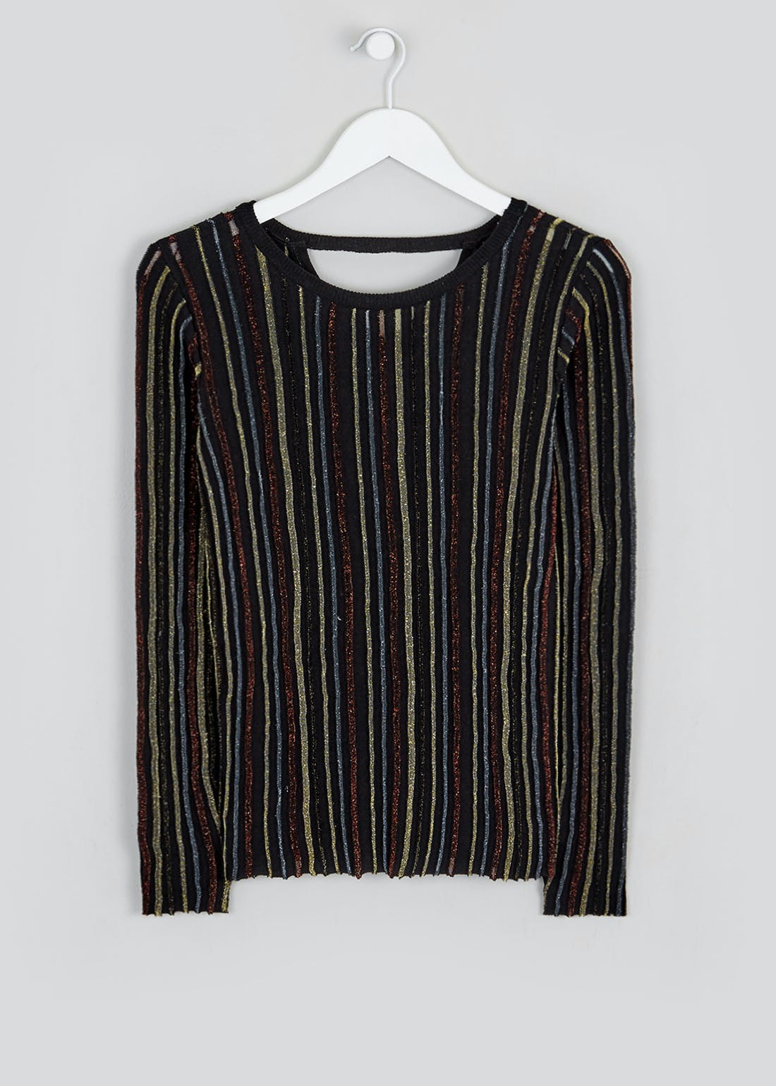 Sparkle Stripe Jumper