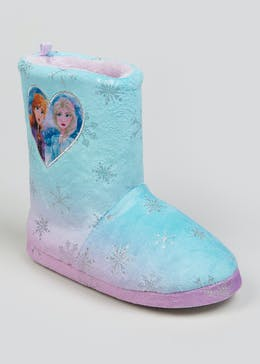 Girls Disney Frozen 2 Slipper Boots (Younger 10-Older 5)