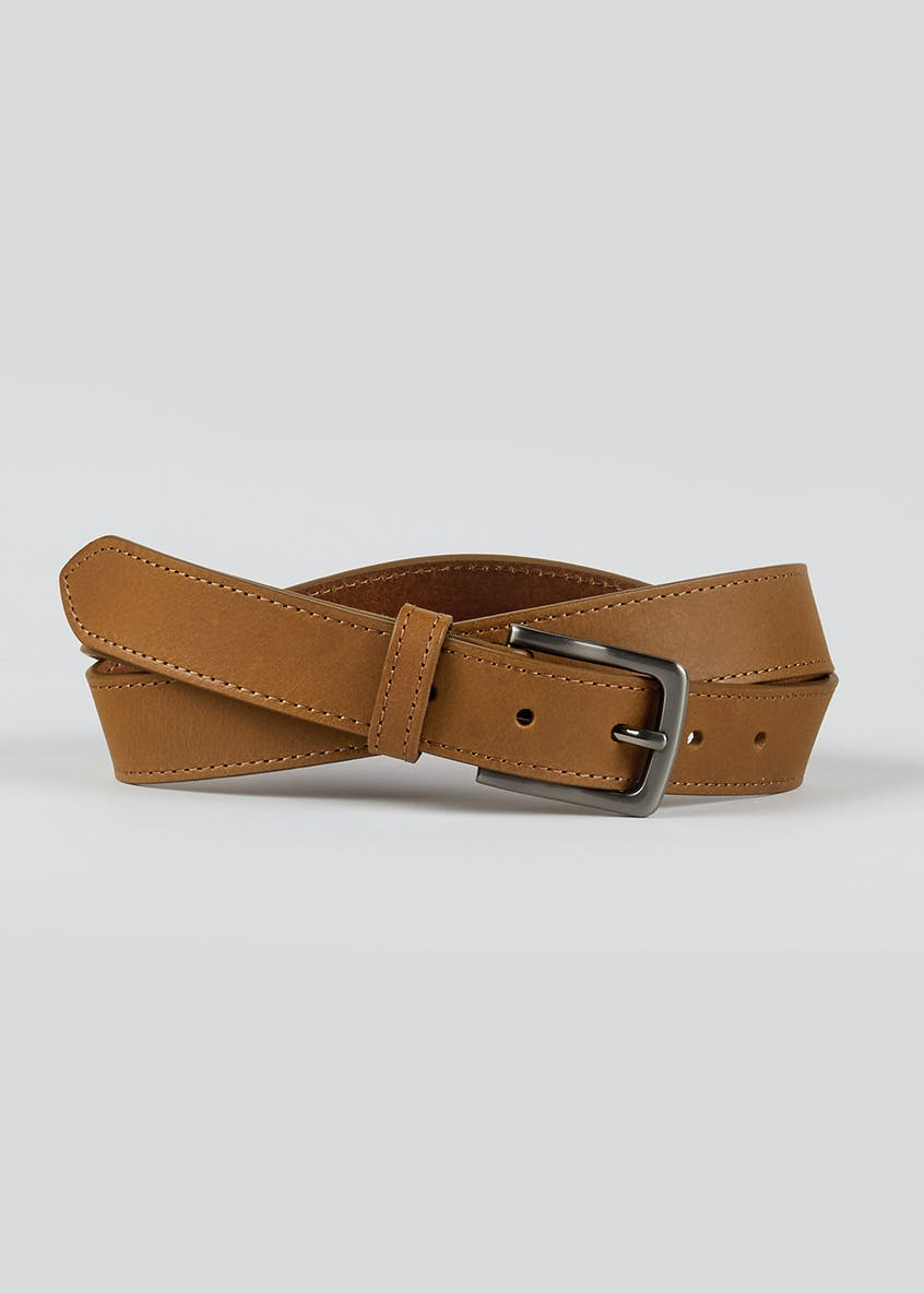 29mm Real Leather Belt