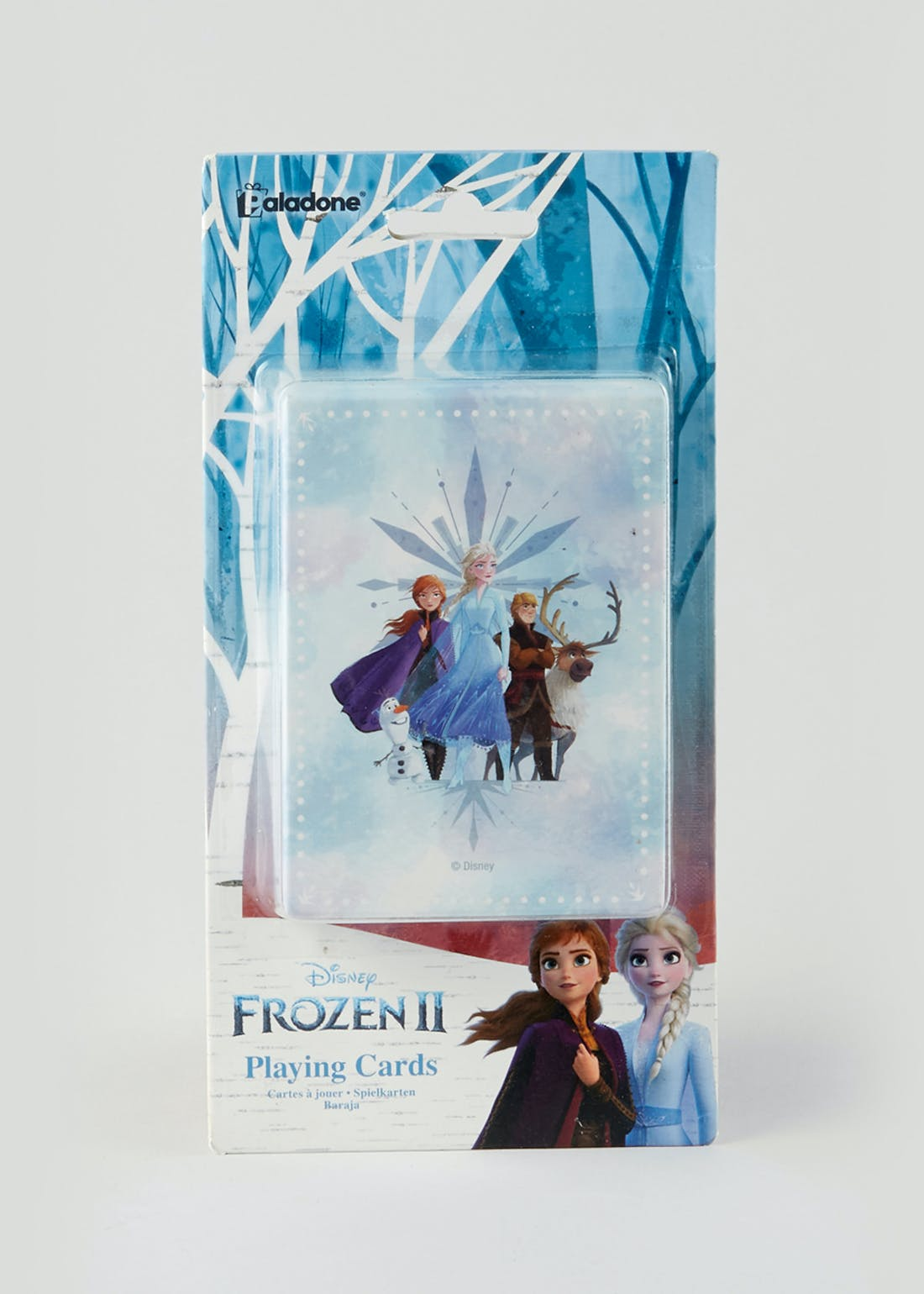 Disney Frozen 2 Playing Cards