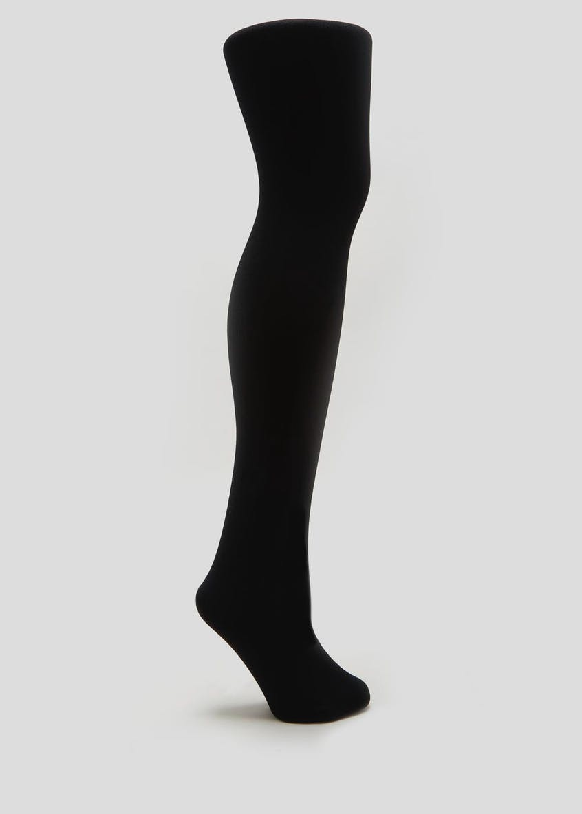 1 Pair Fleece Lined Cosy Tights