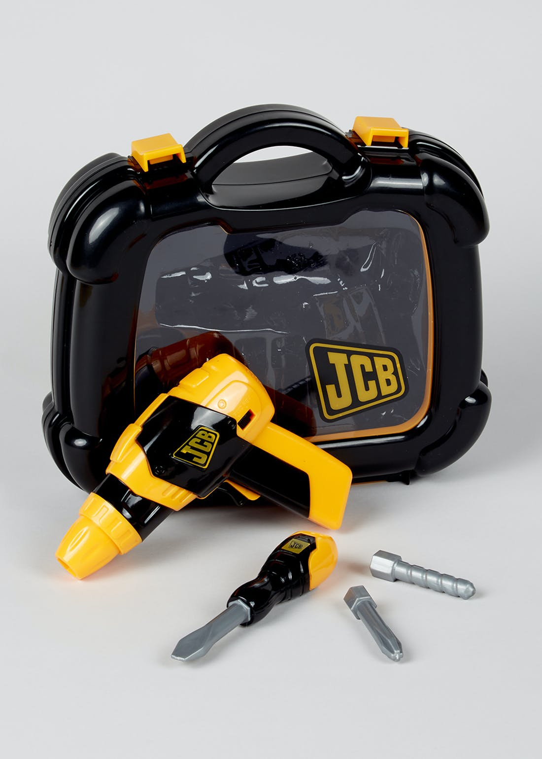 JCB Toy Drill Set (25cm x 25cm x 8cm)
