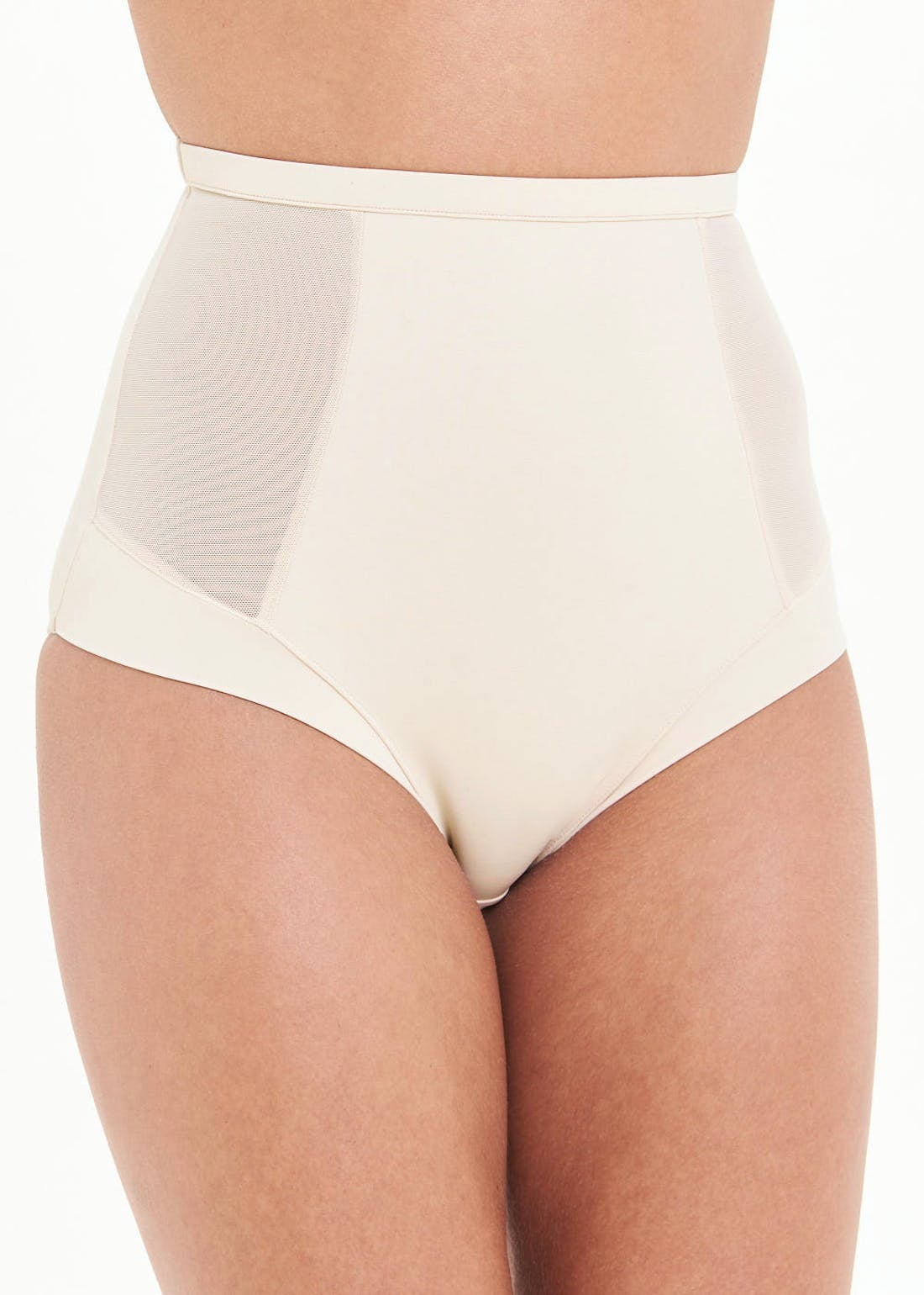 High Waisted Control Knickers