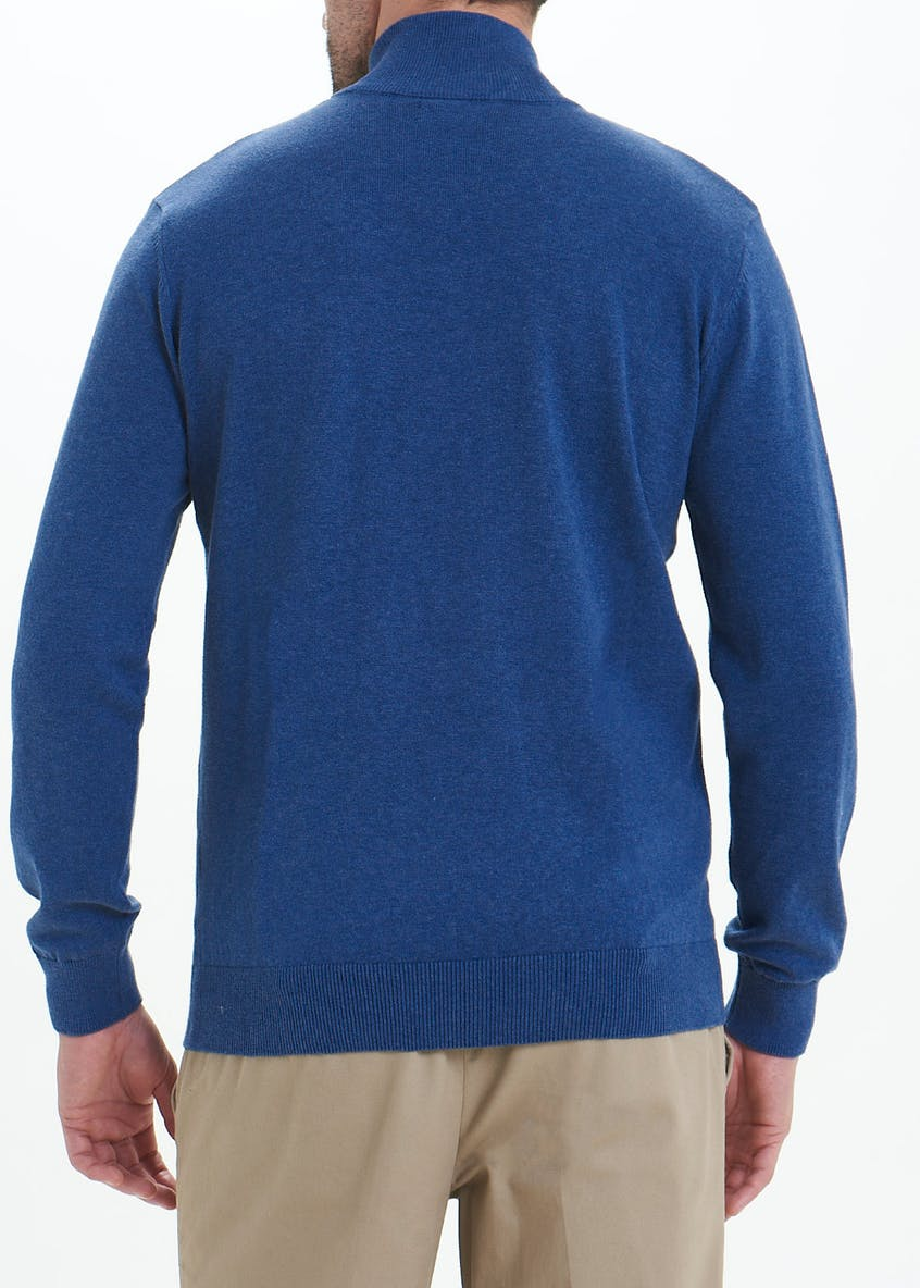Lincoln Half Zip Sweater