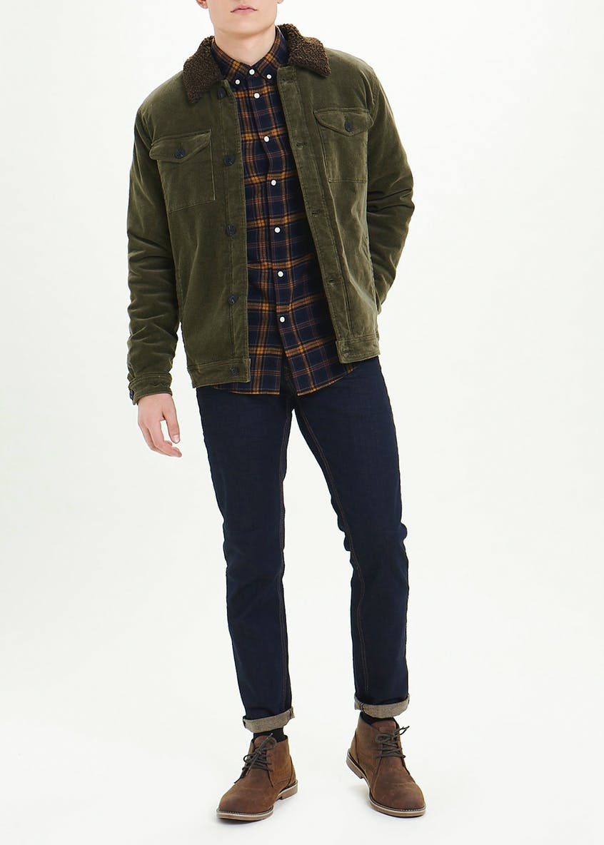 Green Corduroy Jacket