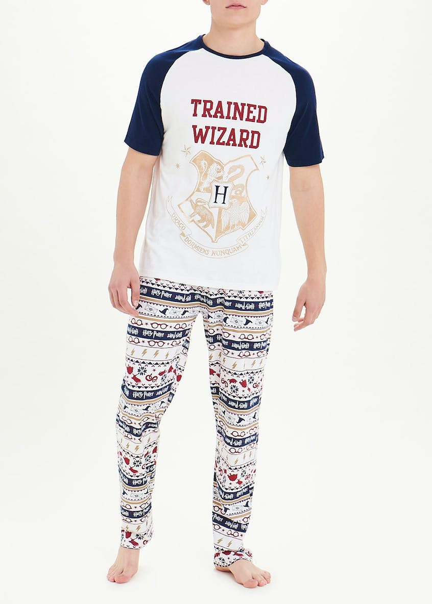 Trained Wizard Harry Potter Pyjama Set