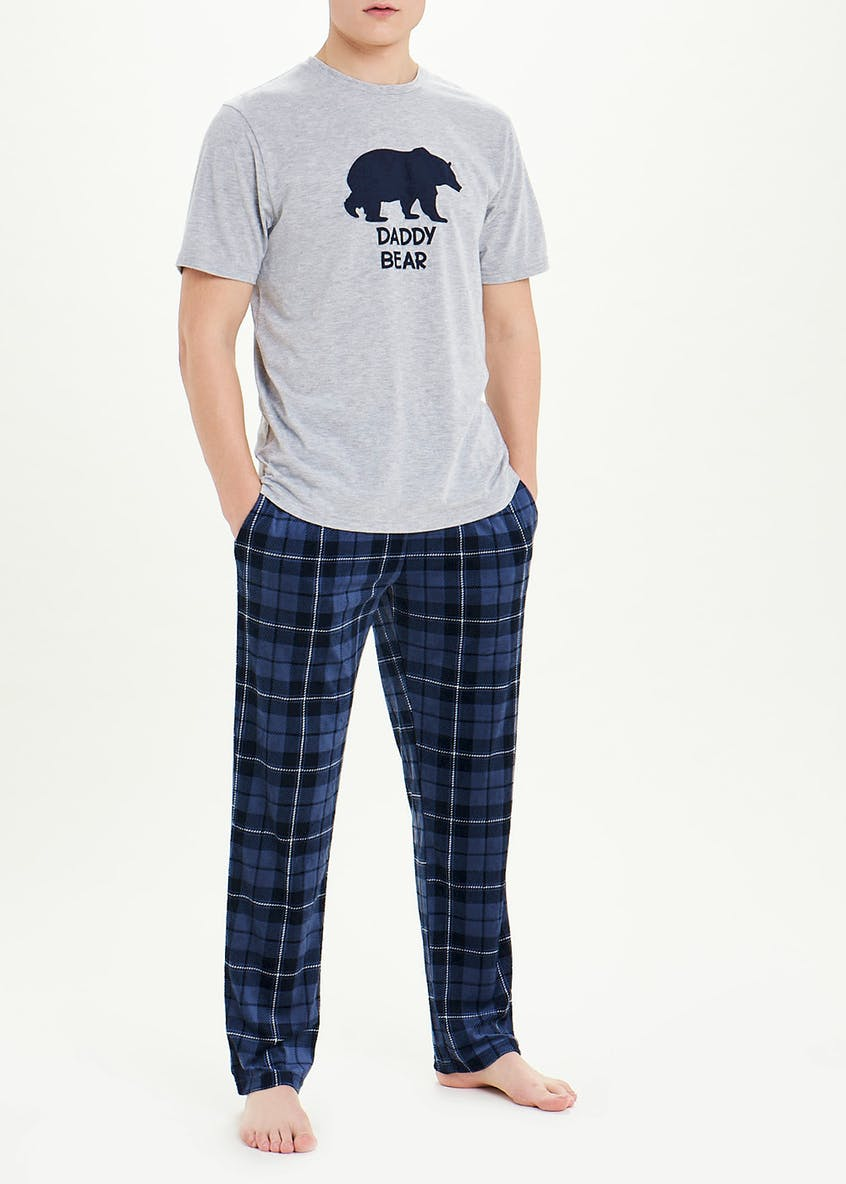 Daddy Bear Pyjama Set