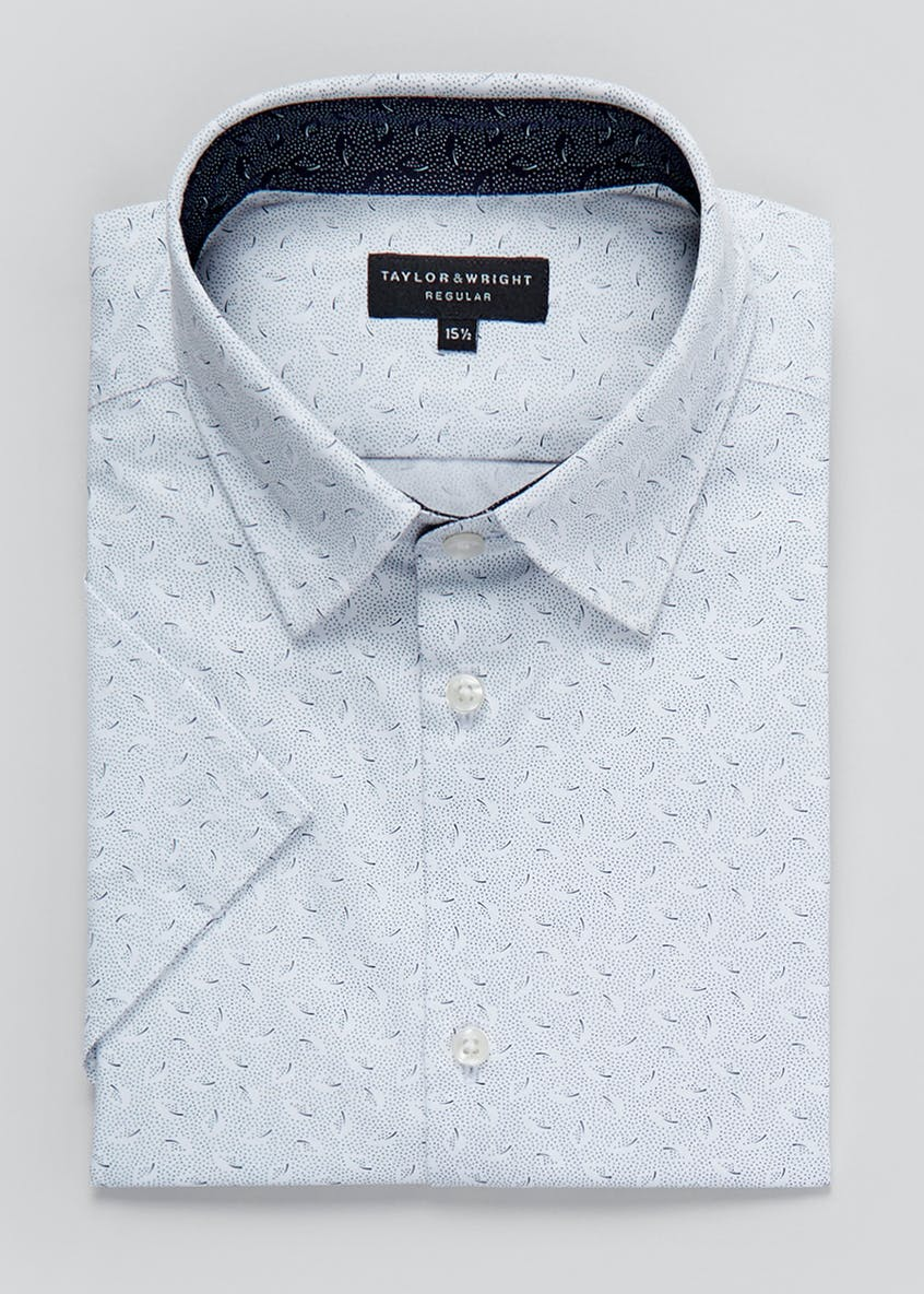 Taylor & Wright Regular Fit Floral Shirt
