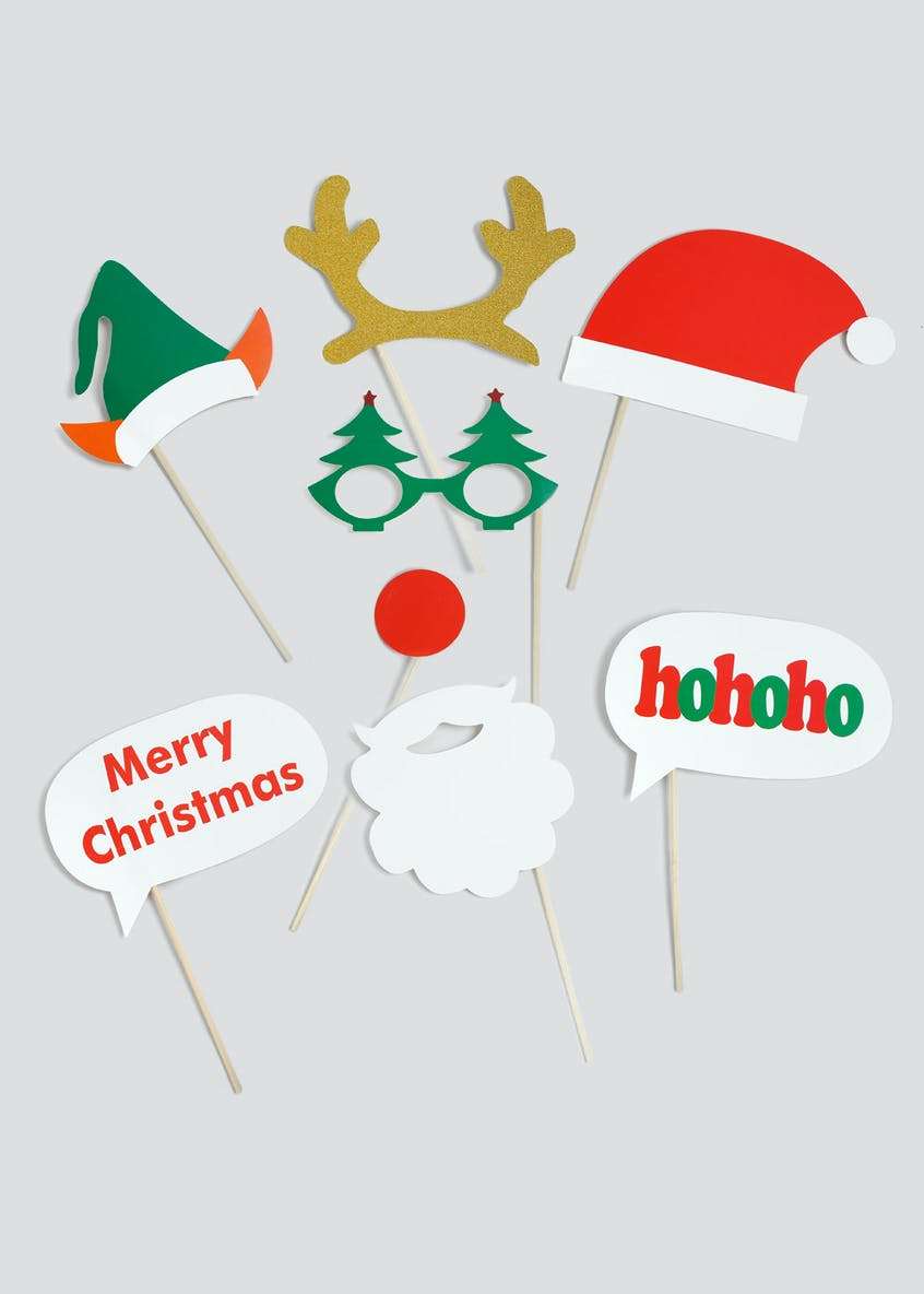 Novelty Christmas Prop Pack