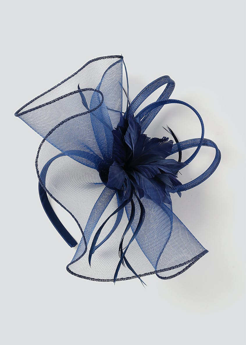 Large Fascinator Headband