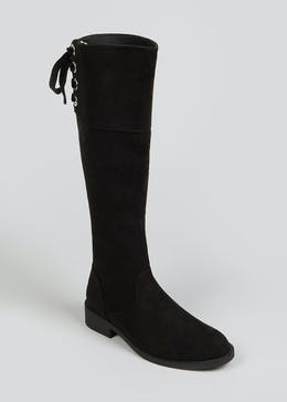 Girls Knee High Boots (Younger 10-Older 5)