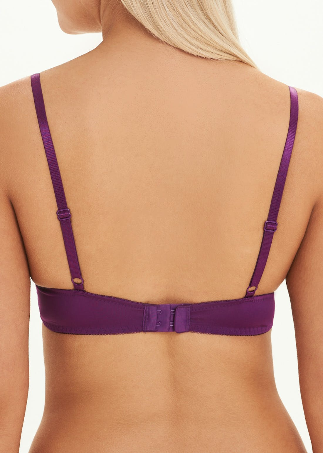 2 Pack Embroidered Bras
