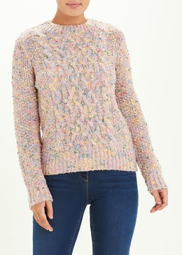 Chunky Cable Knit Jumper