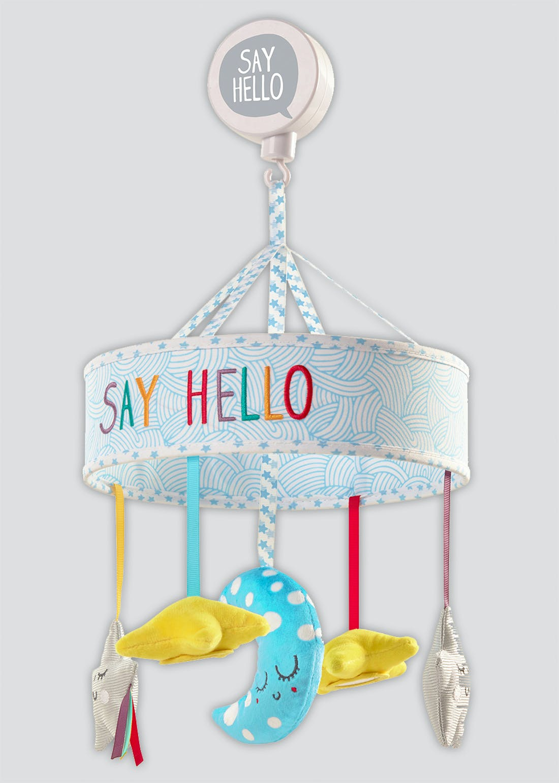 Baby Sensory Say Hello Cot Mobile