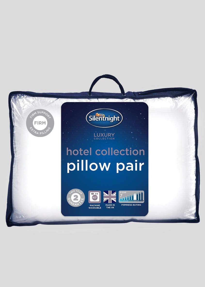 Silentnight Luxury Hotel Collection Pillow Pair