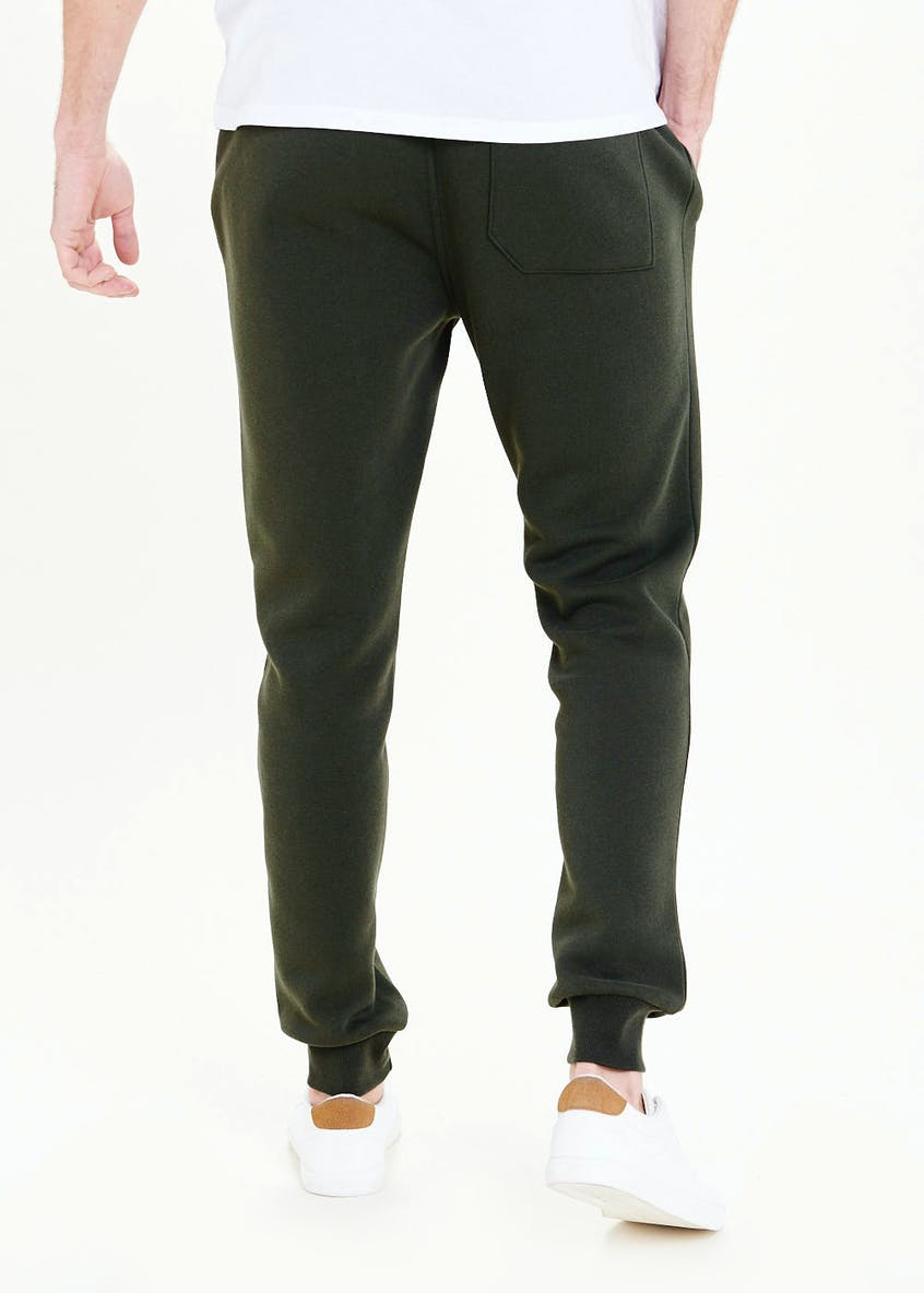 Slim Fit Cuffed Jogging Bottoms
