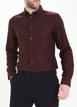 Taylor & Wright Stavely Slim Fit Floral Shirt