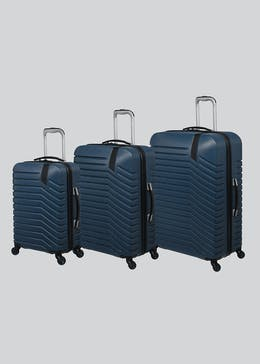 IT Luggage Luxury Hard Shell Suitcase