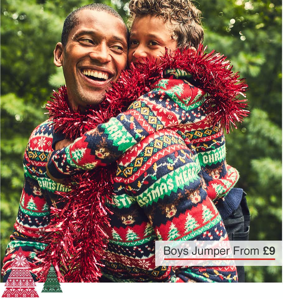 shop mens christmas jumpers