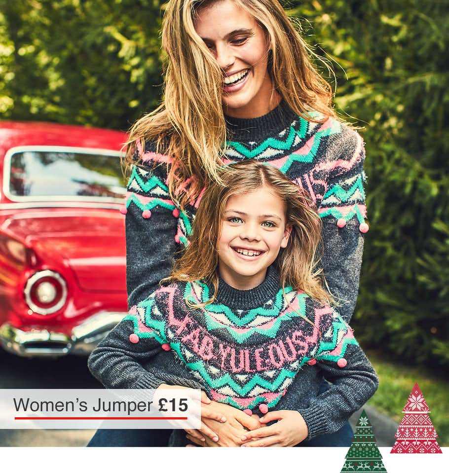 SHOP womens christmas jumpers