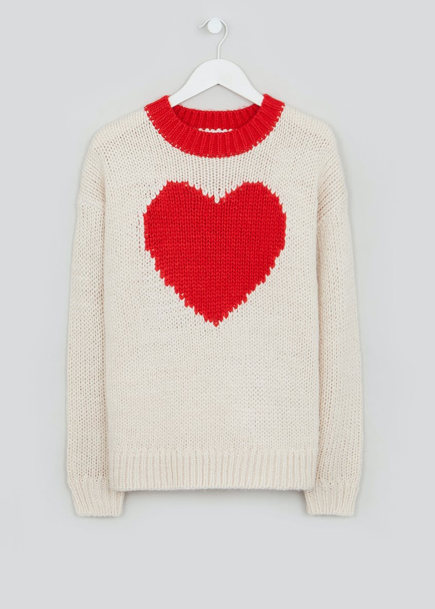 Love Heart Jumper