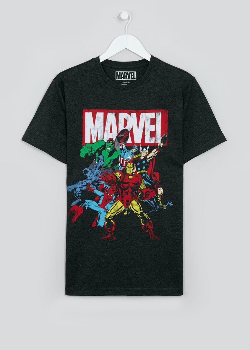 Marvel Print T-Shirt