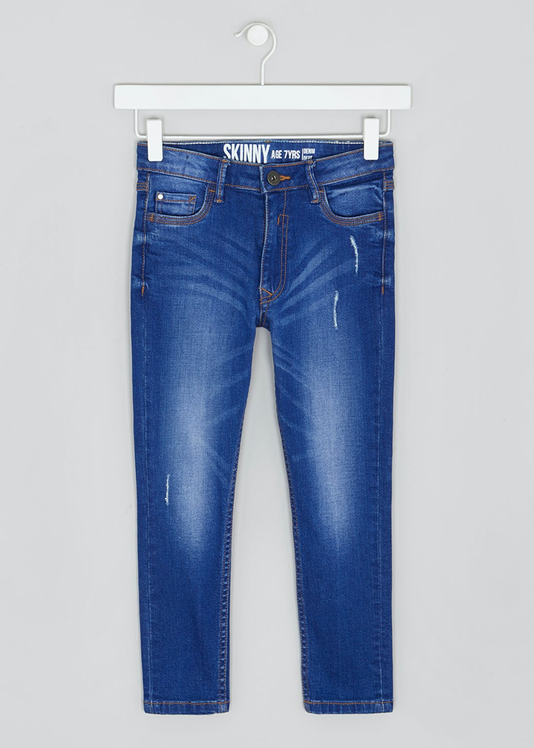 Boys Stretch Skinny Jeans (4-16yrs)