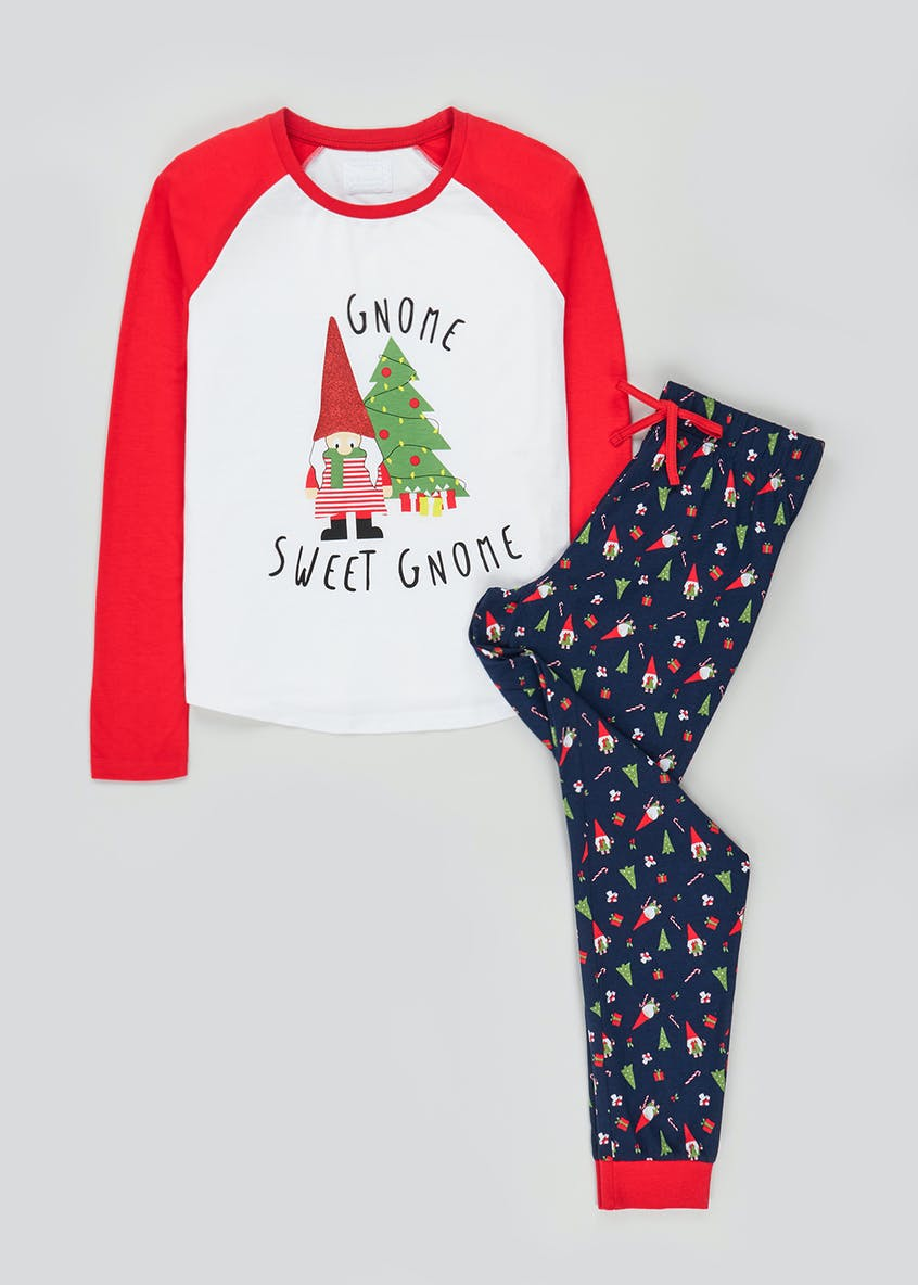 Christmas Gnome Pyjama Set