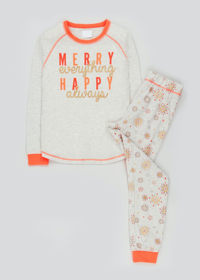 Merry & Happy Pyjama Set