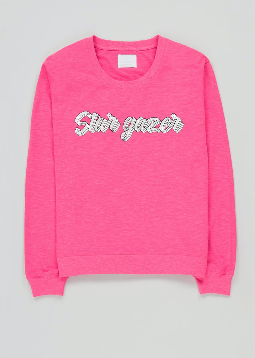 Mix & Match Stargazer Sweatshirt Pyjama Top