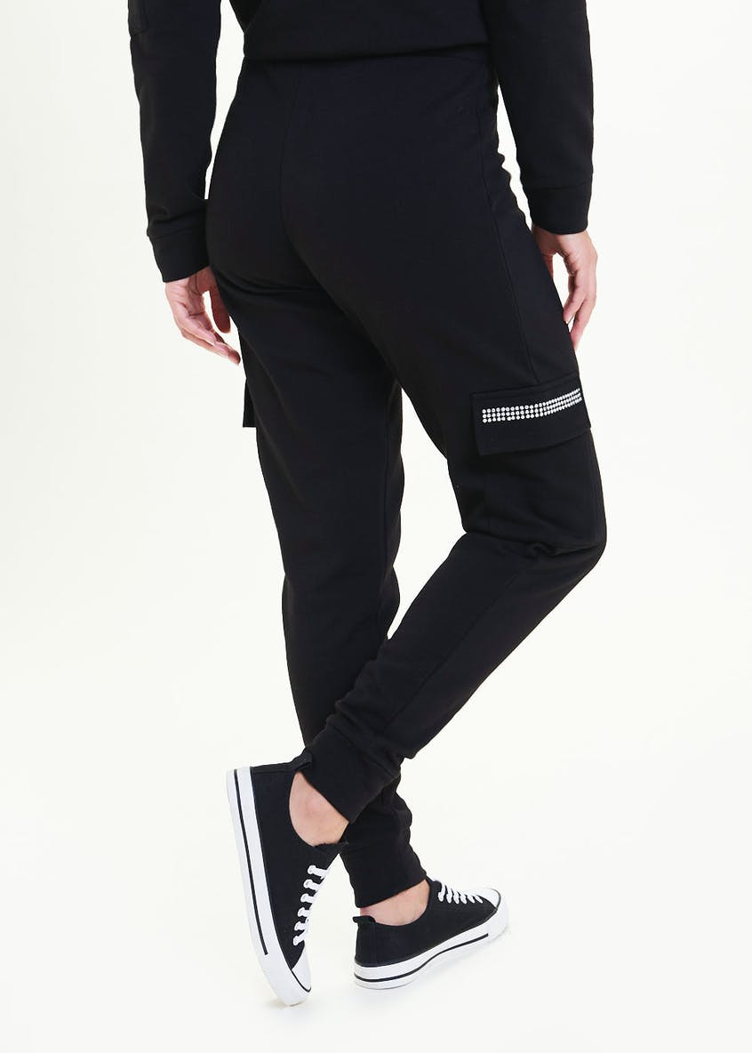 Military Pocket Jogging Bottoms
