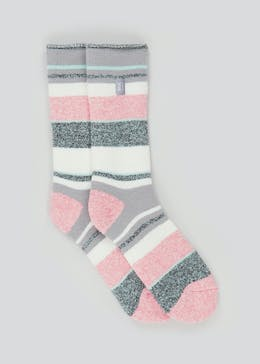 Heat Holders Lite Stripe Thermal Socks