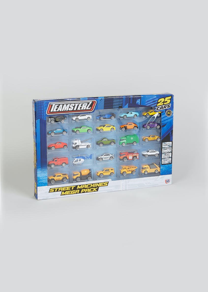 Toy Car Mega Pack (50cm x 33.5cm x 4.5cm)