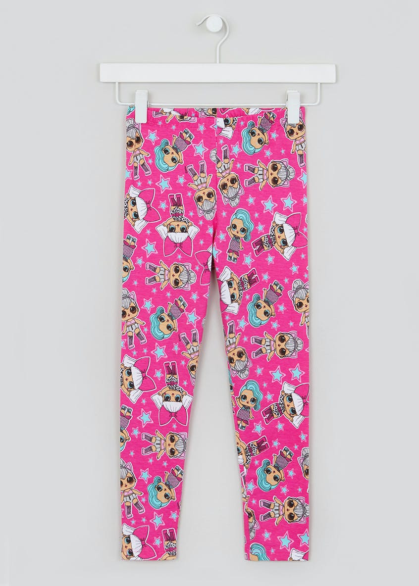 Girls L.O.L. Surprise Leggings (4-11yrs)