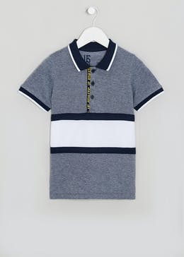 Boys US Athletic Short Sleeve Polo Shirt (4-13yrs)