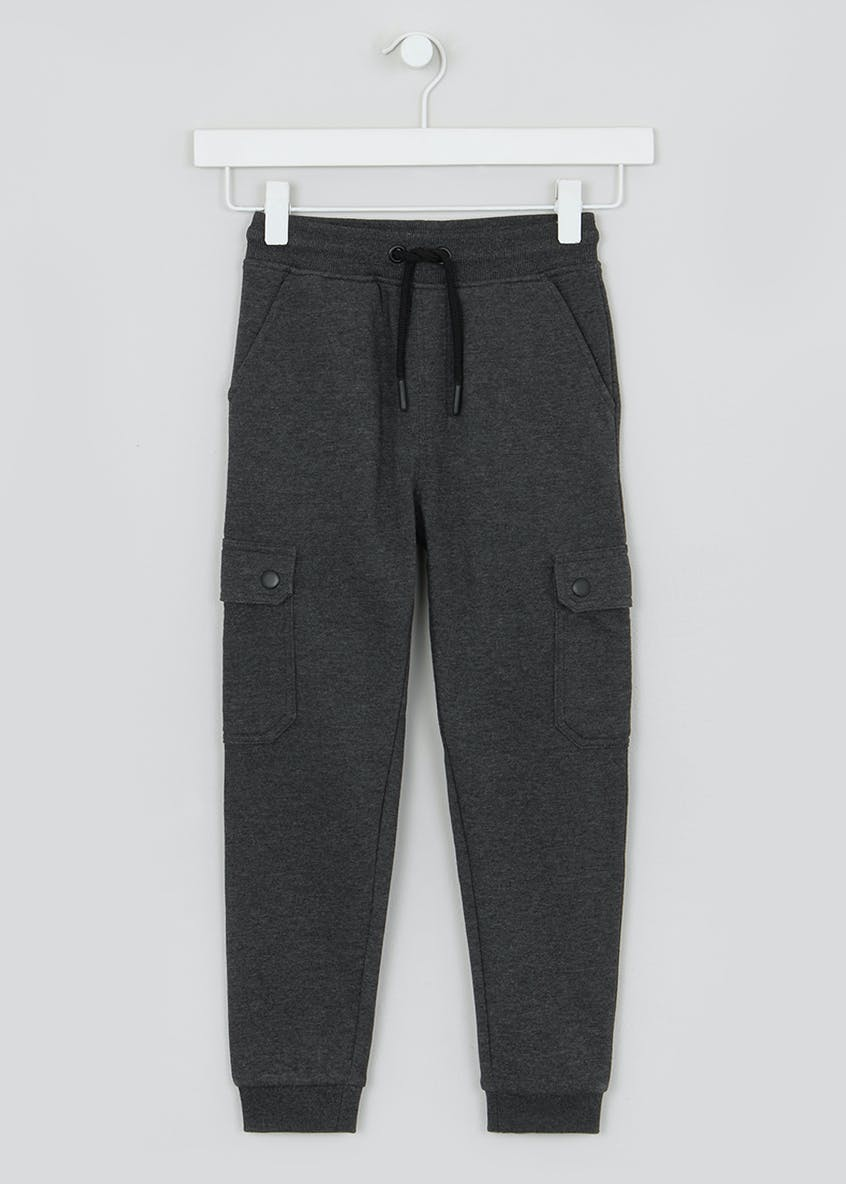 Boys Cargo Jogging Bottoms (4-13yrs)