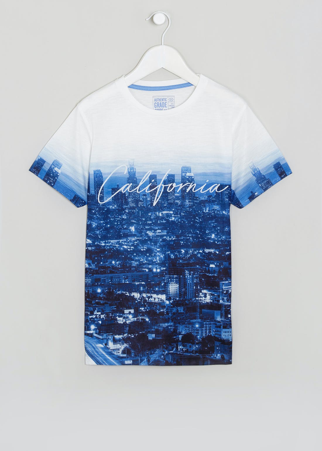 Boys LA Cityscape T-Shirt (9-16yrs)