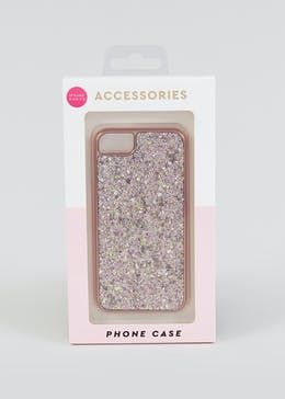 Glitter iPhone 6/6S/7/8 Phone Case