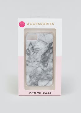 Marble Print iPhone 6/6S/7/8 Phone Case