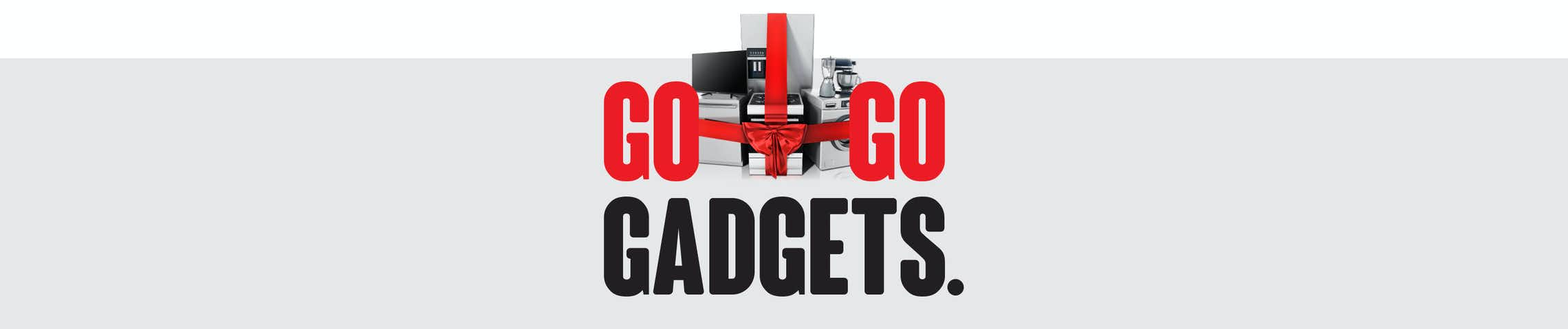 Win £1,500 of Vouchers to spend on Gadgets & Gifts in November*